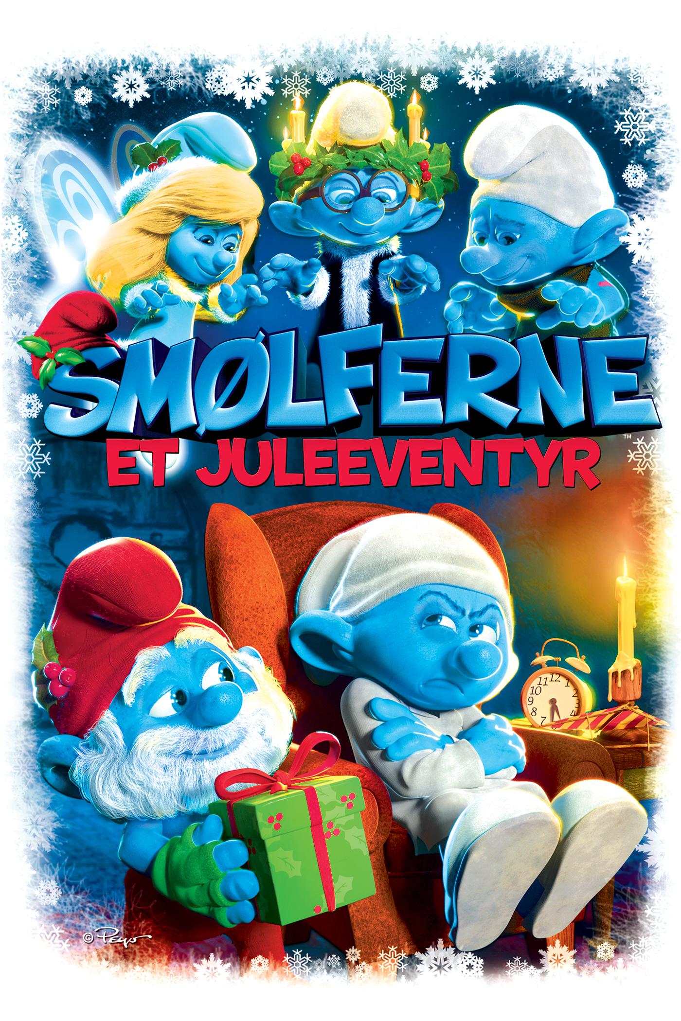 Smølferne –Et Juleeventyr