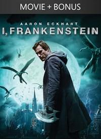 I, Frankenstein (+ Bonus)