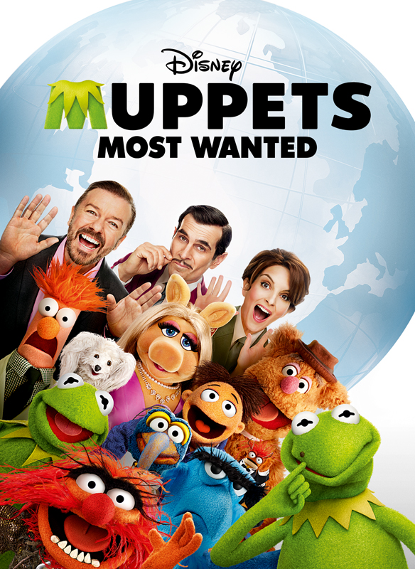 Muppets Most Wanted (FKA: THE MUPPETS...AGAIN!)