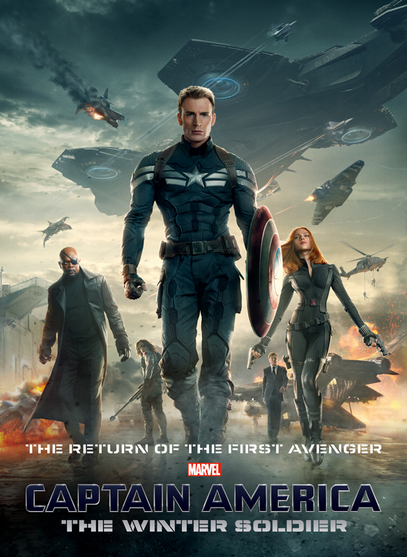 CAPTAIN AMERICA: THE WINTER SOLDIER (FKA: CAPTAIN AMERICA 2)