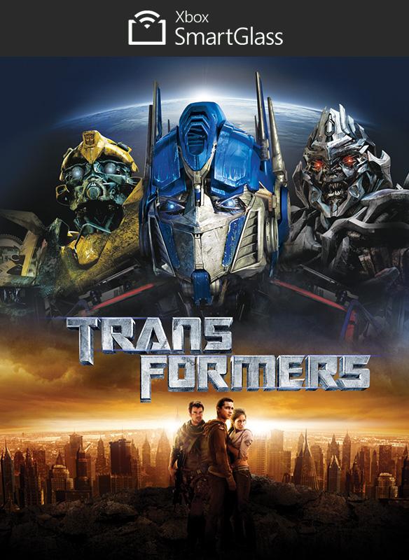 Transformers: Xbox SmartGlass