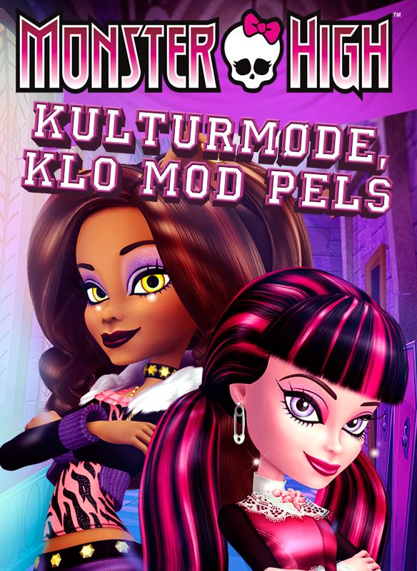 Monsters High: Kulturmøde, Klo Mod Pels