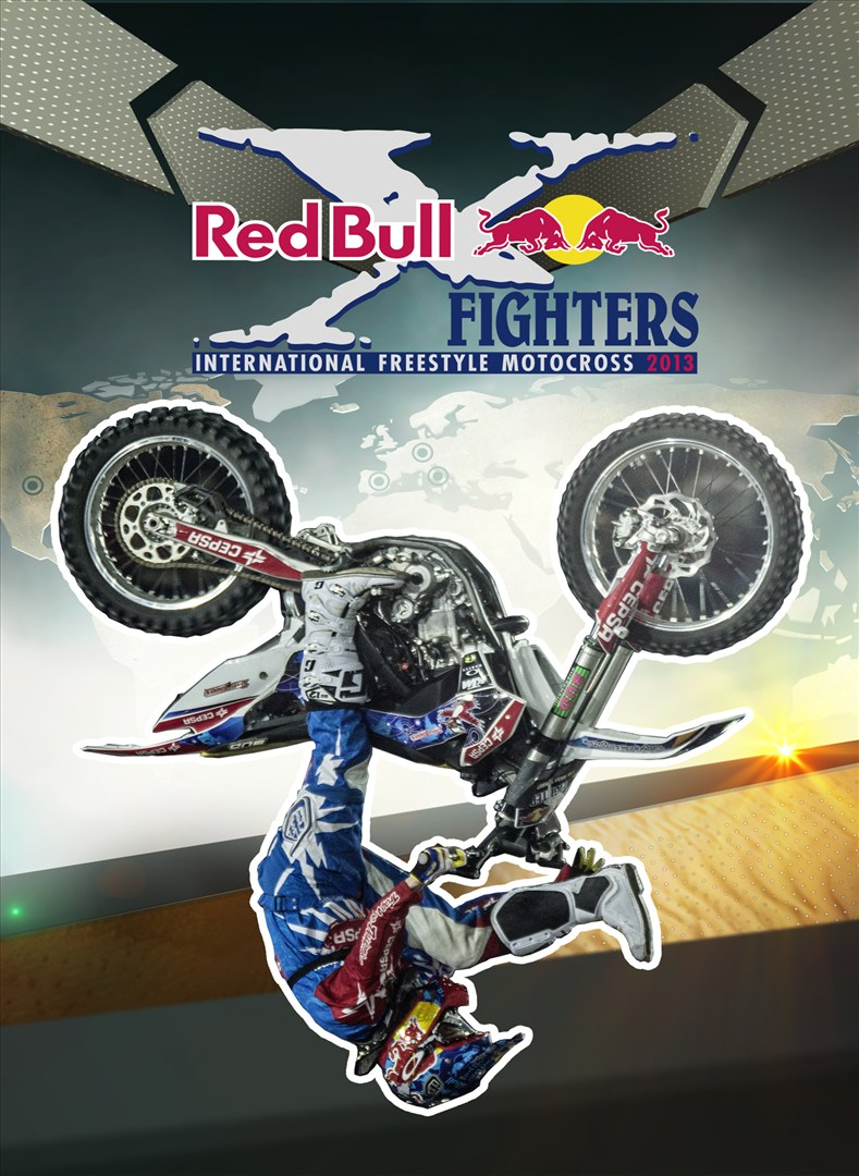 Red Bull X Fighters 2013
