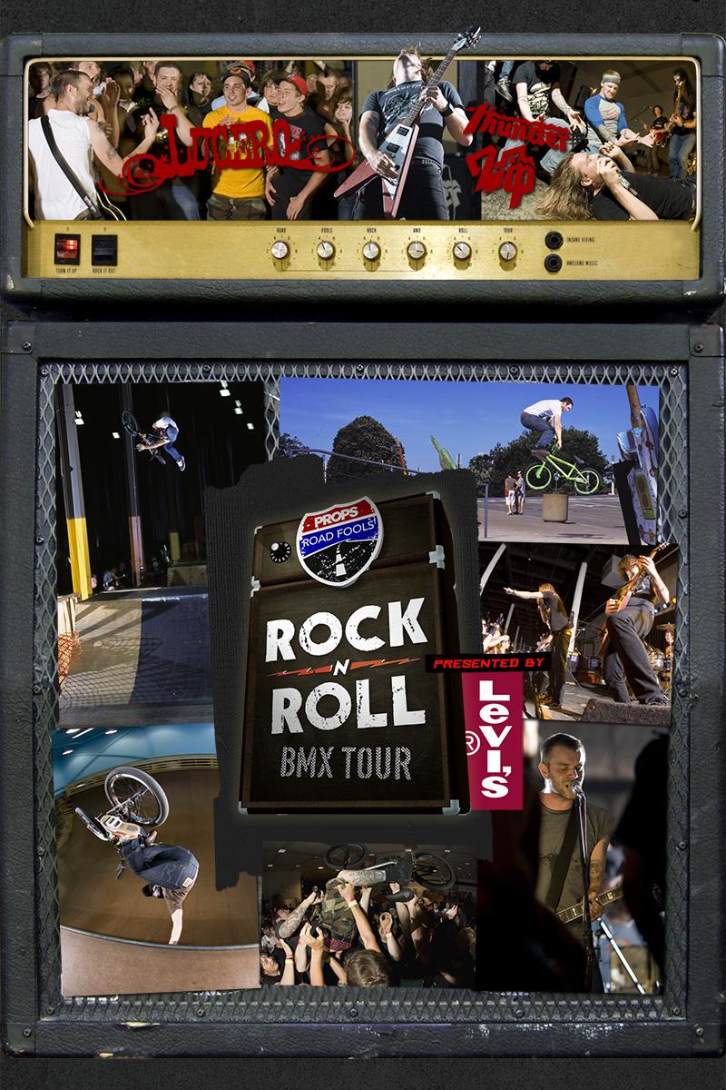 Props BMX: Road Fools Rock-n-Roll Tour 2