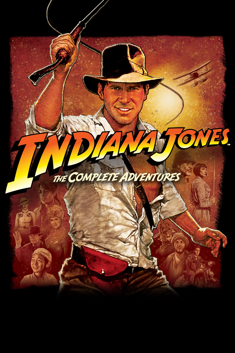Indiana Jones : The Complete Adventures