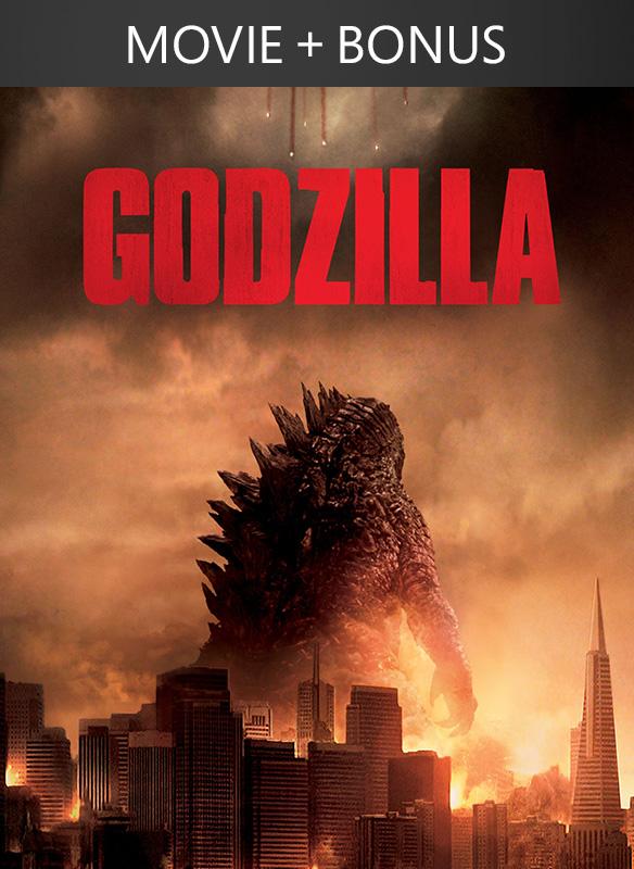 Godzilla (2014) (+ Bonus)