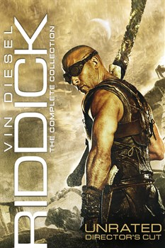 Buy Riddick Collection (Unrated) from Microsoft.com