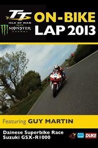 TT 2013 on Bike: Guy Martin