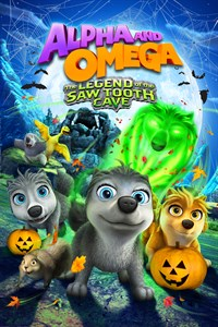 Alpha & Omega: The Legend of the Saw Tooth Cave