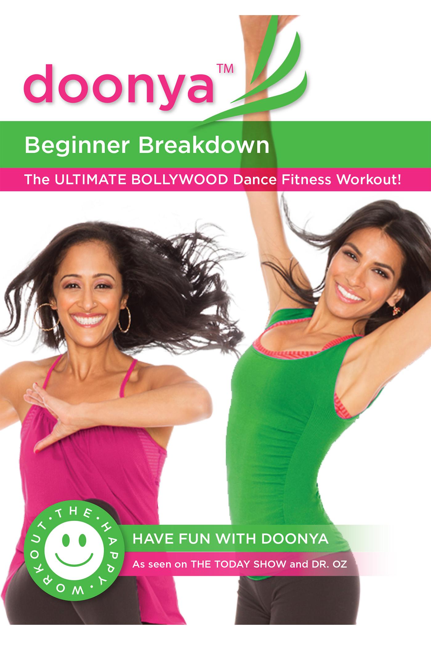Doonya the Bollywood Dance Workout: Beginner Breakdown