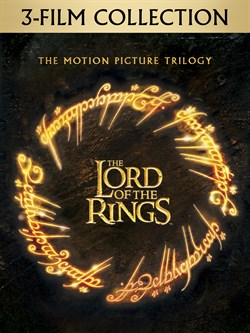 The Lord of the Rings Trilogy - Standard Edition