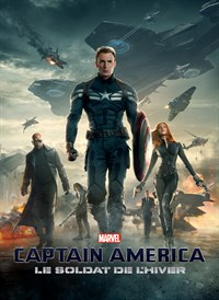 Capitaine America : Le Soldat de l'hiver (Captain America: The Winter Soldier) (VF)