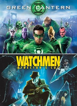 Green Lantern + Watchmen Bundle