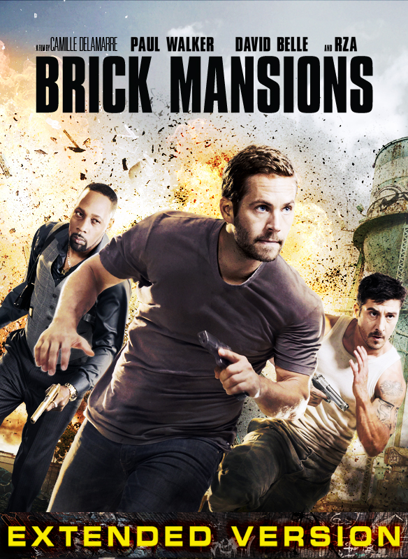 Brick Mansions (Extended)