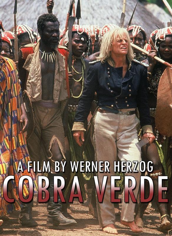 Werner Herzog film collection: Cobra Verde