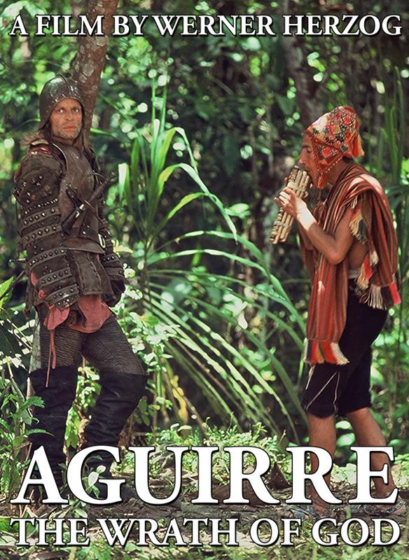 Werner Herzog film collection: Aguirre, the Wrath of God