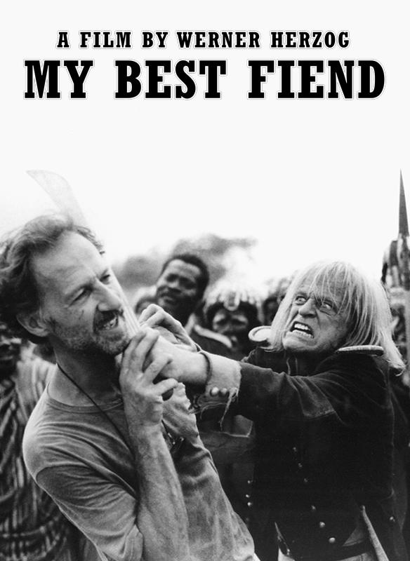 Werner Herzog film collection: My Best Fiend