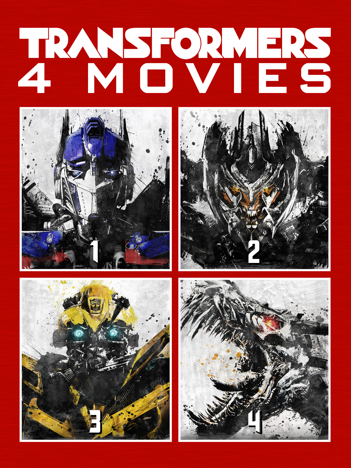 The Transformers Collection