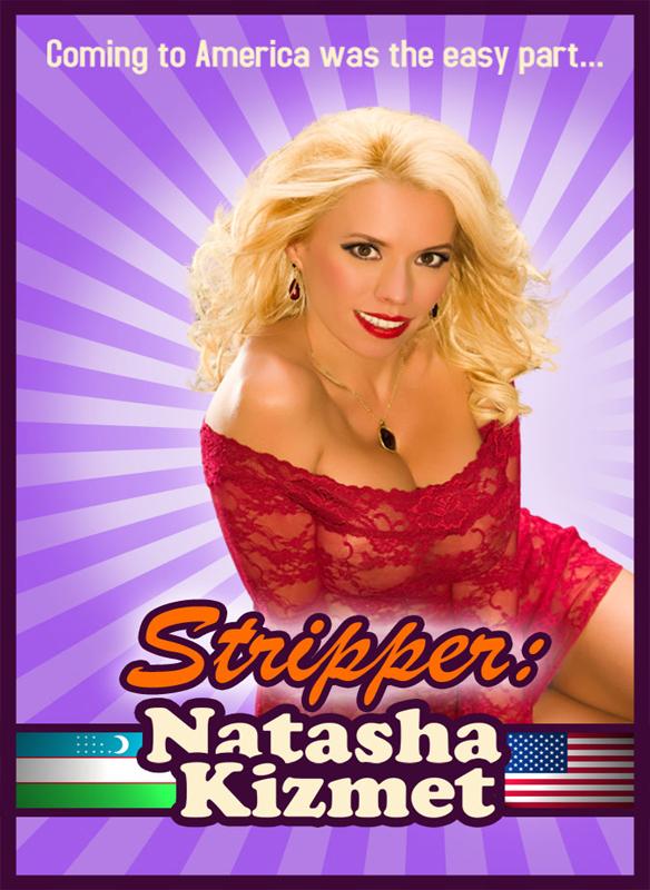 Stripper: Natasha Kismet