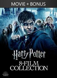 Harry Potter: The Complete 8 Film + Bonus Collection