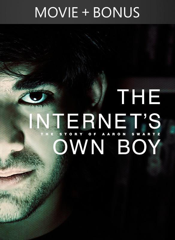 The Internet's Own Boy (+ Bonus)