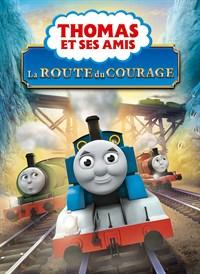 Thomas et ses amis: La route de courage