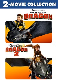 How To Train Your Dragon 2-Pack