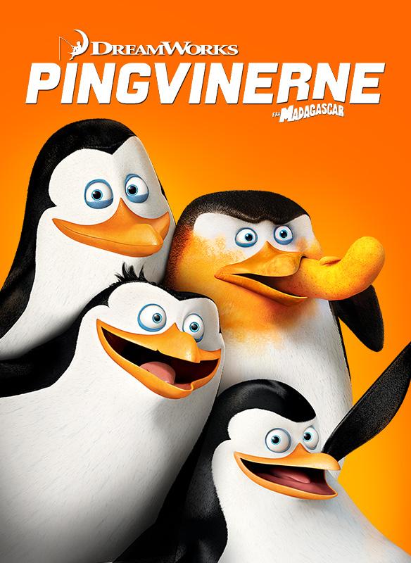 Pingvinerne fra Madagascar
