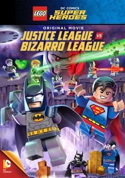 LEGO DC: Justice League vs Bizarro League