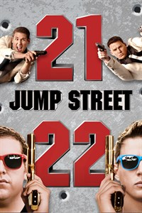 21 Jump Street + 22 Jump Street Double Feature with Johnny Pemberton's Non-Sensical Tour