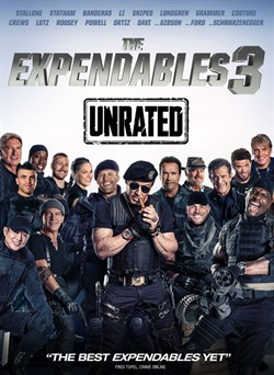 The Expendables 3 (Unrated Edition)
