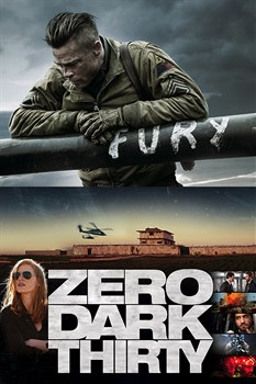 Fury / Zero Dark Thirty