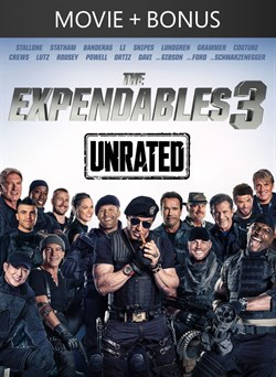 The Expendables 3 (Unrated Edition) (+Bonus)
