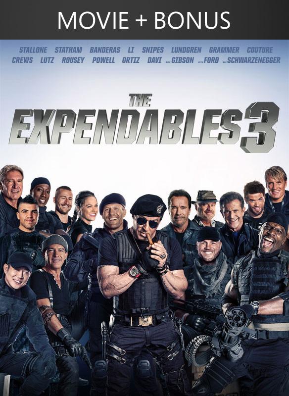 The Expendables 3 (+Bonus)