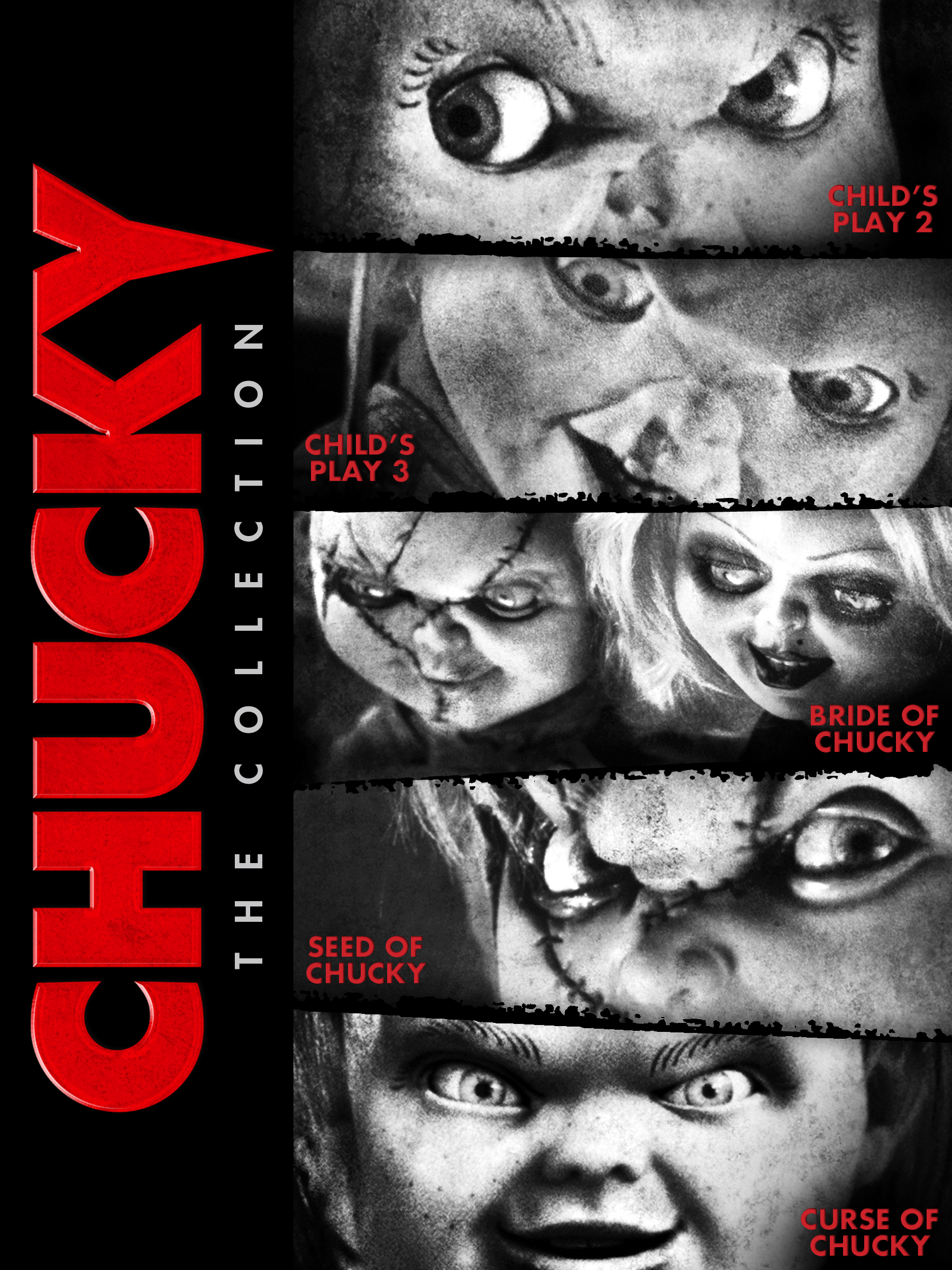 Chucky 5-Movie Collection
