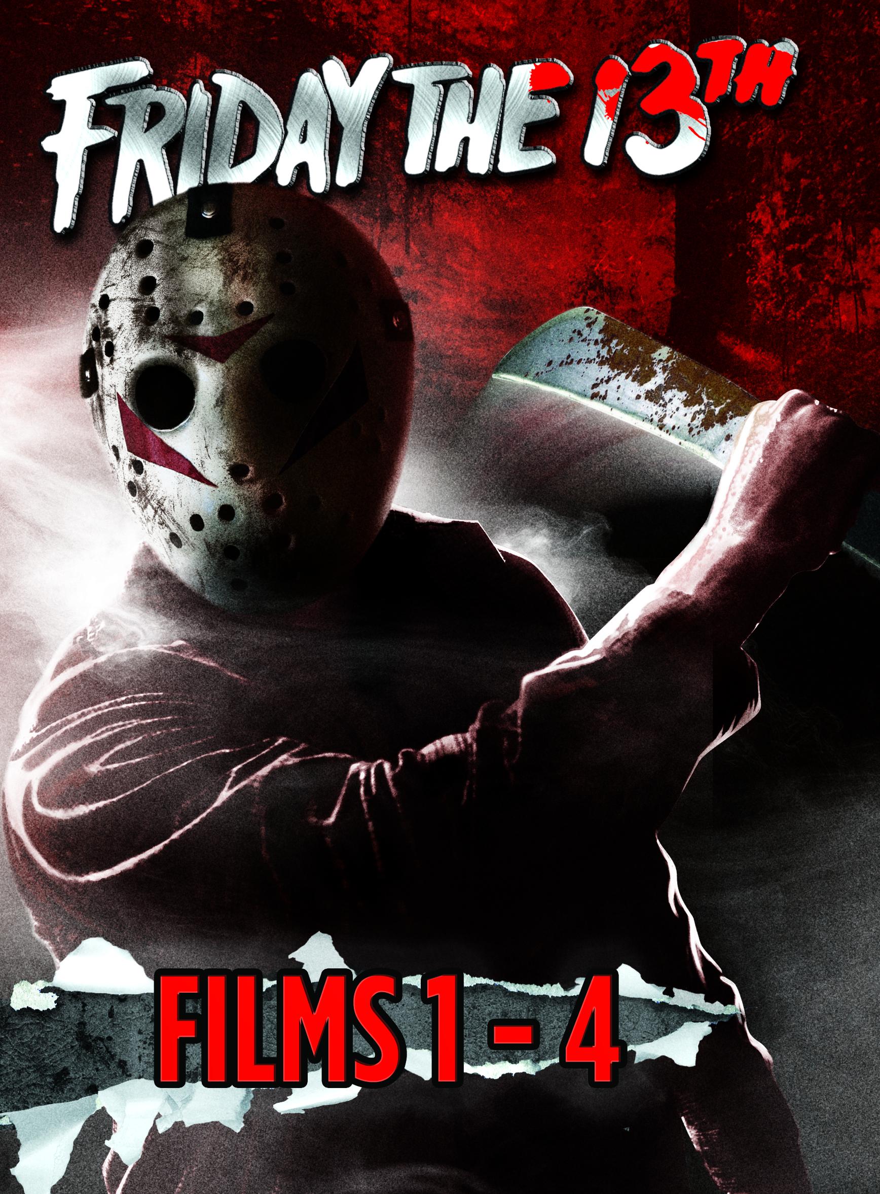 Friday the 13th Part I - IV