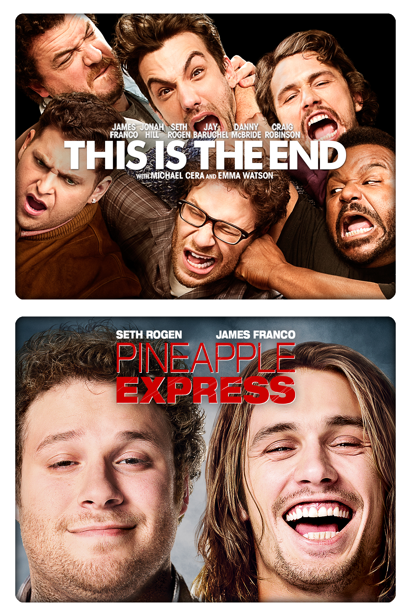 This Is the End/Pineapple Express