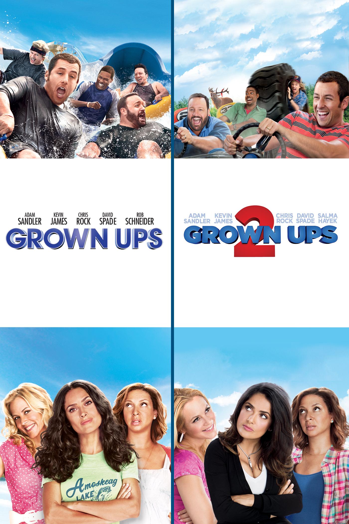 Grown Ups & Grown Ups 2