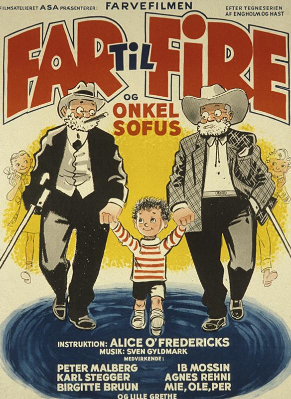Far Til Fire og Onkel Sofus