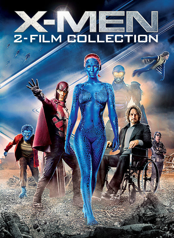 X-Men: Days of Future Past and First Class Double Feature