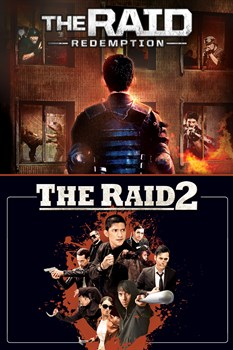 The Raid Double Feature