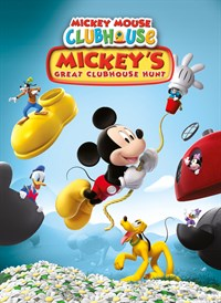 buy mickey mouse clubhouse mickey s great clubhouse hunt