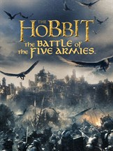 Buy The Hobbit: The Battle of The Five Armies - Microsoft