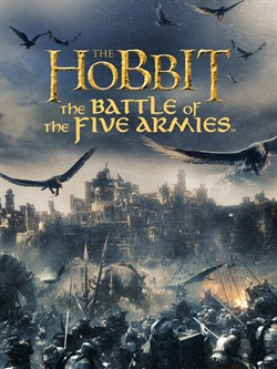Buy The Hobbit: The Battle of The Five Armies from Microsoft.com