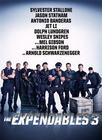 The Expendables 3 (Extended version)