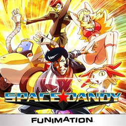 Space Dandy (Subtitled)