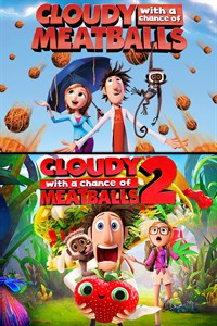 Cloudy with a Chance of Meatballs / Cloudy with a Chance of Meatballs 2