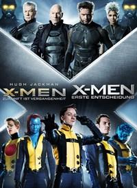 X-Men – Erste Entscheidung & X-Men – Zukunft ist Vergangenheit