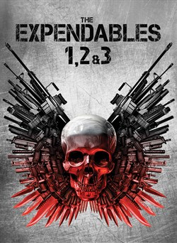 The Expendables 1,2 & 3