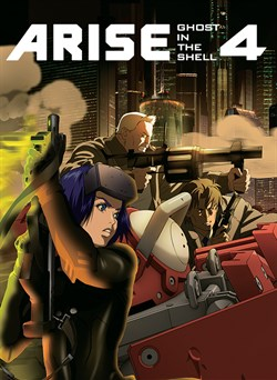 Buy Ghost in the Shell: Arise - Border 4: Ghost Stands Alone from Microsoft.com